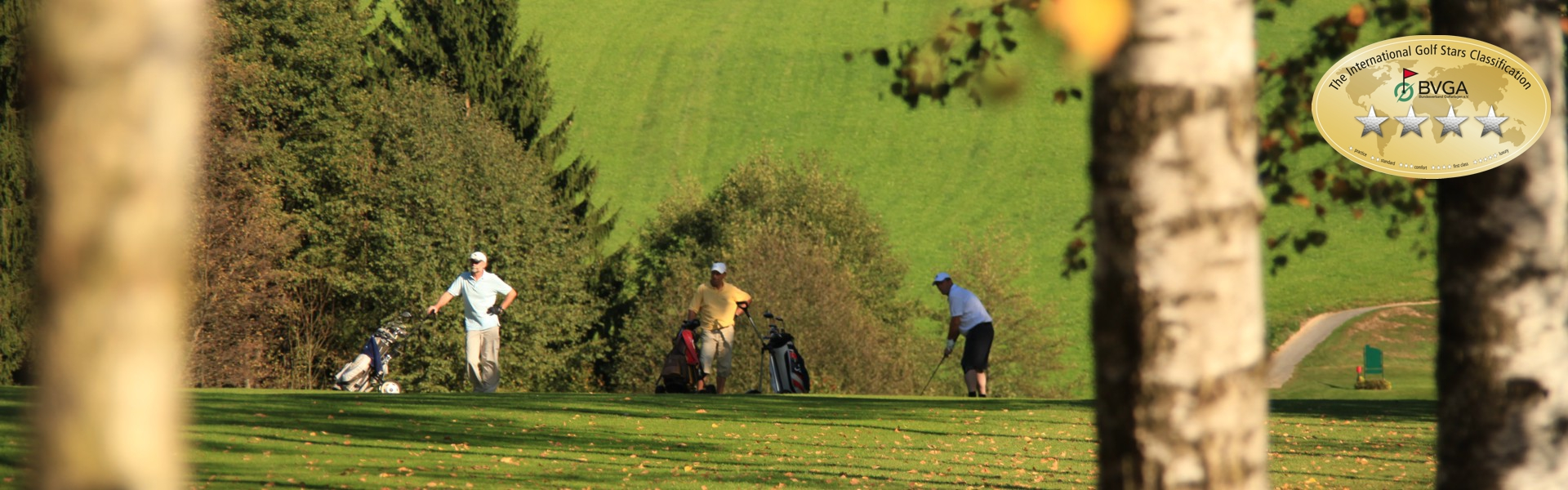 Bahn 14, Nuspl Nick, entspannt Golfen im Golf Resort Passau-Raßbach mit Golfakademie