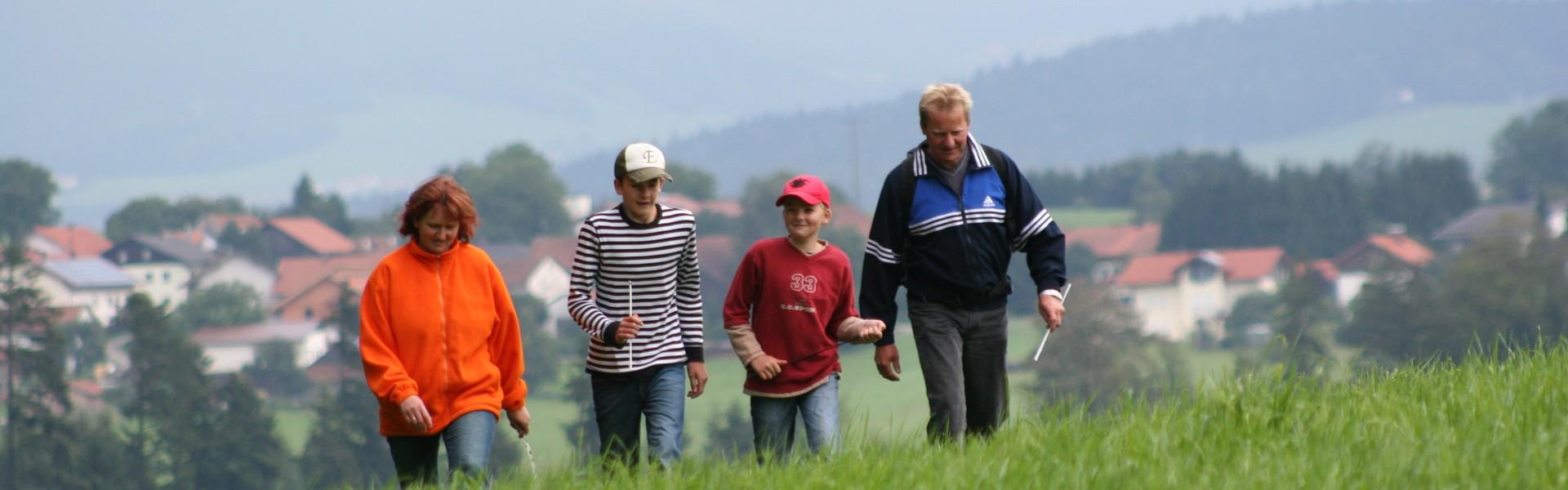 Wandern rund um das Golf Resort Passau-Raßbach Hotel GmbH, Golf und Natur